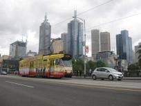 Melbourne's St Kilda Rd