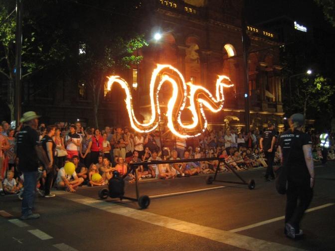 Adelaide Fringe Parade