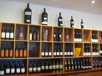 Wine tasting at McLaren Vale