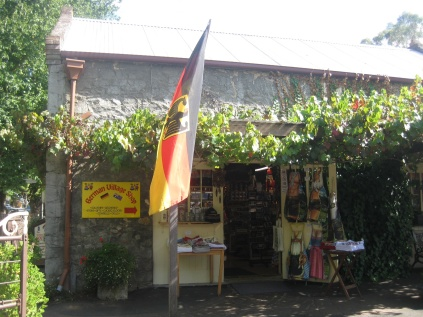 The local shop!