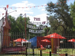 The Garden of Unearthly Delights