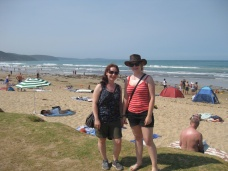 Me and Lisa in Lorne