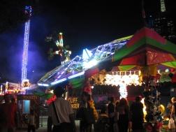 Amusements at Moomba