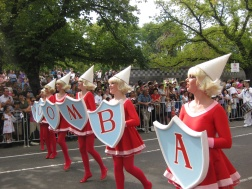 The Moomba Parade