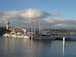 Hobart's Waterfront
