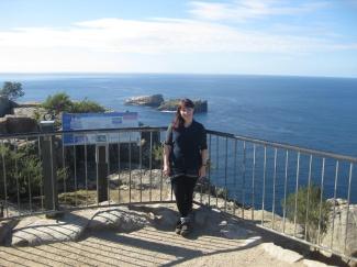 Me at Cape Tourville
