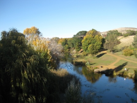Richmond's river
