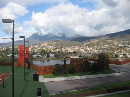 Hobart's hills