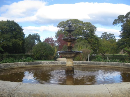 Port Arthur gardens