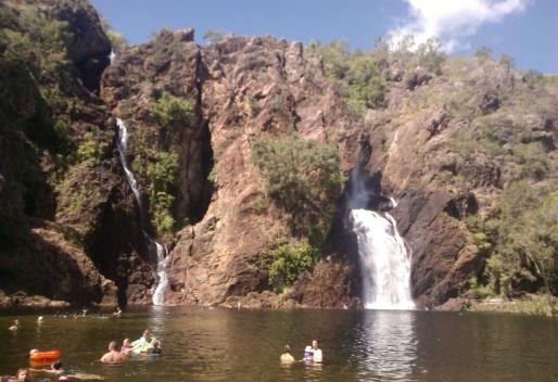 Wangi Waterfalls