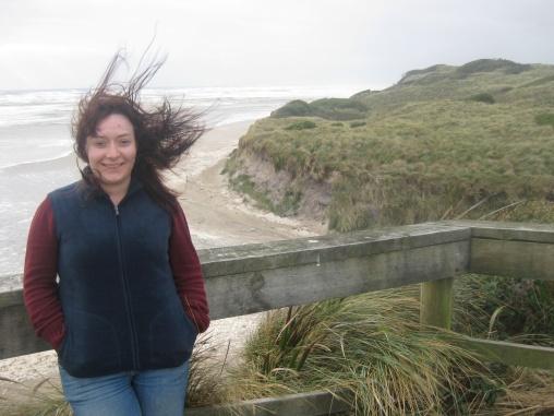 Me at Ocean Beach