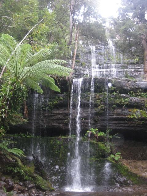 Russell Falls
