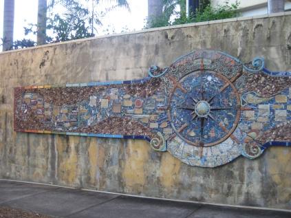 Travellers Walkway Mosaic