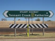 The Stuart Highway
