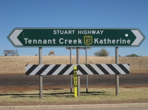 The Stuart Highway
