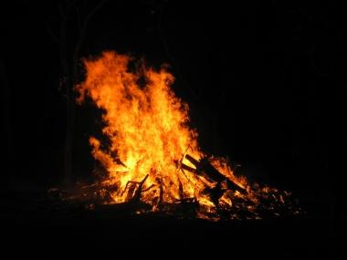 Fire colours :-)