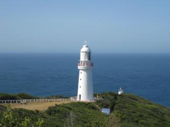 Cape Otway's lighthouse