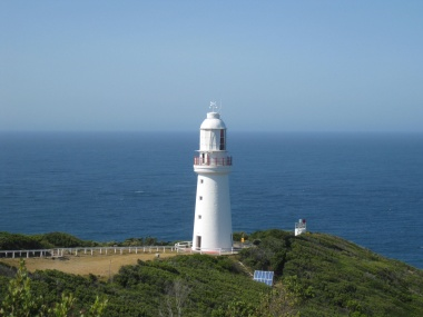 Cape Otway's lighthouse