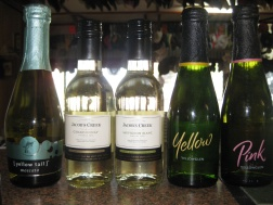 The wines of the drinking challenge