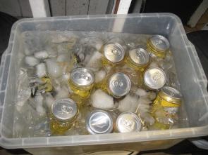 A 4X Ice Bucket!
