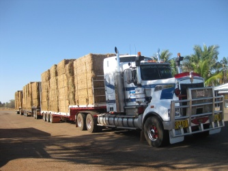 My ride to Alice Springs :-).