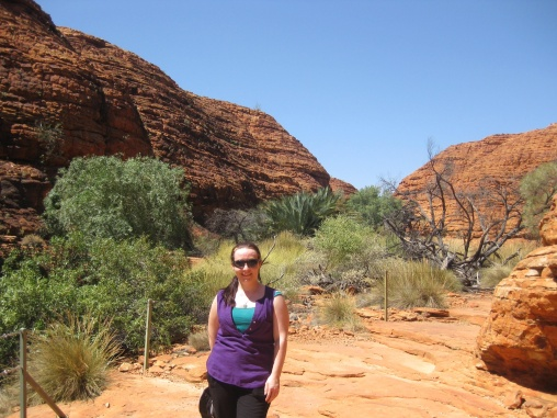 Me at Kings Canyon