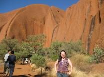 At Uluru