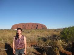 Me and Uluru