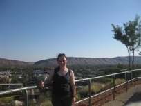 Me in Alice Springs