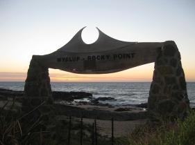 Rocky Point in Bunbury