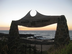 Rocky Point in Bunbury