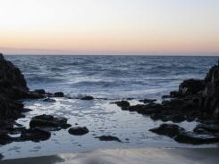 Bunbury's crashing waves