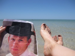 George Beach Feet