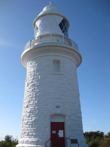 Cape Naturaliste's lighthouse
