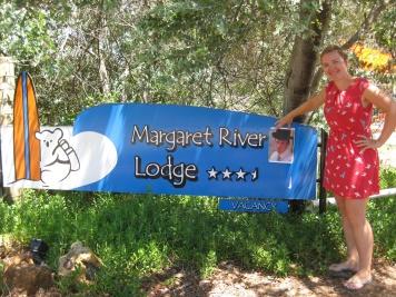 George at Margaret River Lodge