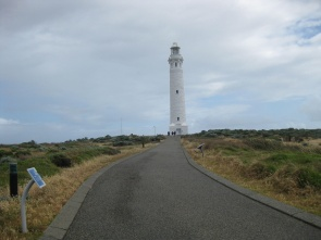Cape Leeuin lighthouse