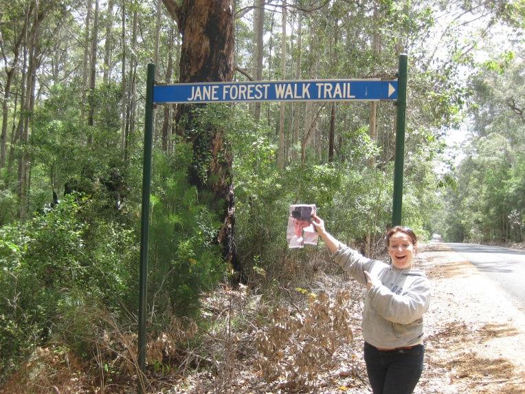 George does Jane National Park