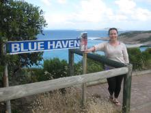George does Blue Haven