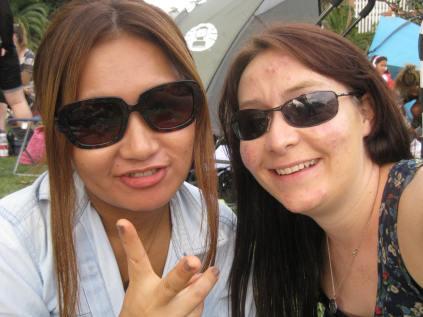 Me and Kimi