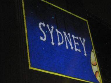 Sydney!!!