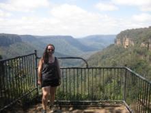 Me at Fitzroy Falls
