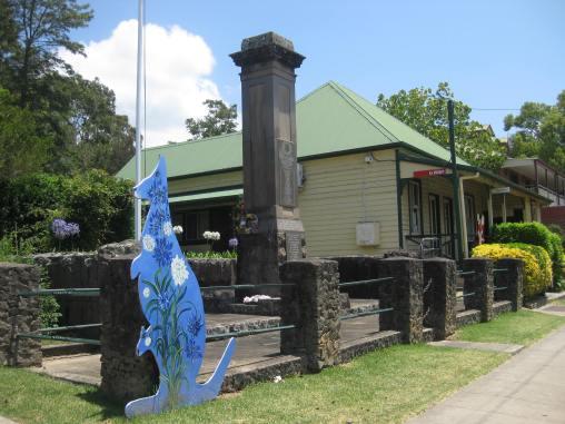 Memorial Kangaroos
