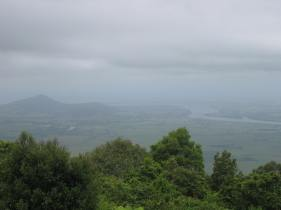 Cambewarra lookout