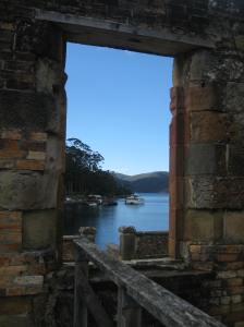 Port Arthur's Windows