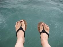 Shoal Bay Feet