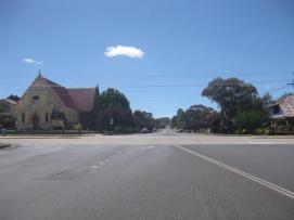 Glen Innes roads
