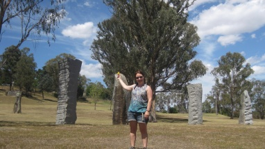 Five at the Standing Stones