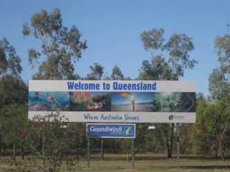 Welcome to Queensland