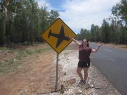 Aeroplane signs...