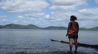 Me at Smiths Lake